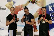 """Photo of Kup Evrope u kik boksu: Tri medalje za članove KBK """"Crna kobra"""""""