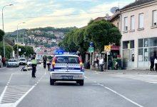 Photo of Saobraćajna nezgoda u Ulici Nikole Pašića, oboren biciklista
