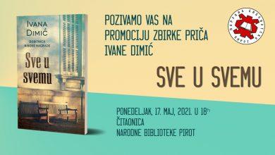 Photo of Dan biblioteke: Promocija knjige Ivane Dimić