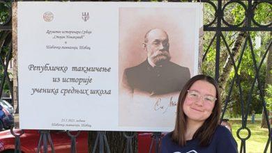 Photo of Učenici srednjih škola iz Pirotskog okruga postigli su odlične rezultate na državnom takmičenju iz istorije