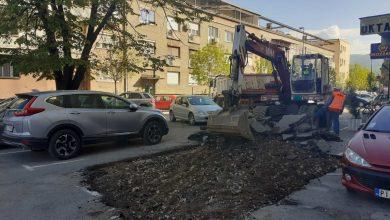 Photo of Parkirani automobili ometaju radove u Ulici Predraga Boškovića