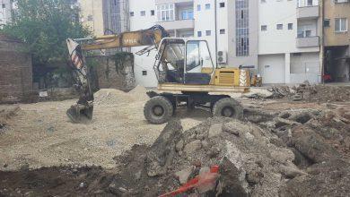Photo of Otvoreno gradilište u Ulici Save Kovačevića