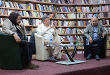 """Photo of U Pirotu promovisane knjige """"Isak Deus i njegovi izveštaji iz prašine"""" i """"Poslednji muškarac"""""""