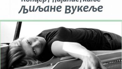 Photo of Veče klasične muzike – Nastupa Ljiljana Vukelja
