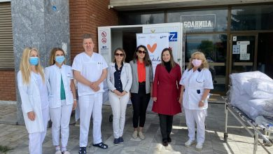 Photo of UG Osveženje i Mame Piroćanke obezbedile vrednu donaciju Dečjem odeljenju Opšte bolnice Pirot