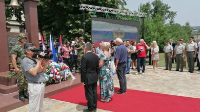 Photo of I delegacija Grada Pirota na obeležavanju 80 godina od početka Velikog otadžbinskog rata