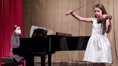 Photo of Izuzetan uspeh mlade violinistkinje iz Pirota