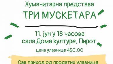"""Photo of Humanitarna predstava za decu u petak. Gostuje pozorište iz Beograda predstavom """"Tri musketara"""""""