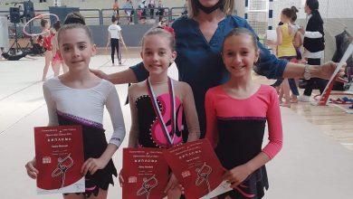 """Photo of """"Sirene"""" osvojile pet medalja na Prvenstvu Srbije"""
