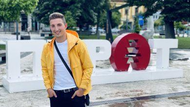 Photo of Bojan Pavlović, mladi fenomenalni pevač, poreklom iz Pirota, jedan je od favorita na ovogodišnjim Zvezdama Granda