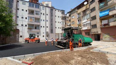 Photo of Danas se završava asfaltiranje parkinga u Ulici Save Kovačevića, nova parkirališta na još nekoliko mesta u gradu