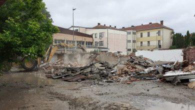 Photo of Rušenjem postojećih objekata počeli pripremni radovi na izgradnji parkinga