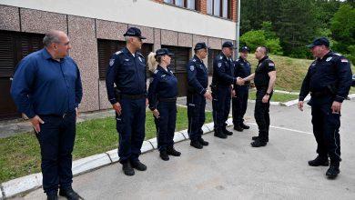 Photo of Ministar Vulin sa komesarkom EU za unutrašnje poslove i migracije Ilvom Johanson u Dimitrovgradu obišao granični prelaz