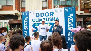 """Photo of """"DDOR Olimpijska staza"""" u Pirotu – promocija olimpijskog duha i olimpijskih vrednosti"""