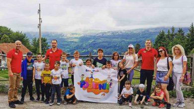 """Photo of SU """"Pobednik"""": Kamp za decu na Staroj planini, u Dojkincima"""