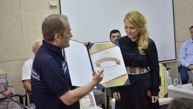 Photo of Dve prestižne književne nagrade uručene Maji Cvetković Sotirov
