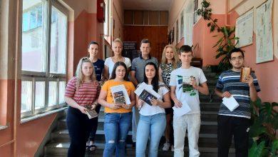 Photo of Srednja stručna škola – Prijem za odlične i nagrađene učenike