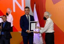 Photo of Vasiću zahvalnica NALED-a za izuzetan doprinos razvoju poslovnog okruženja u Srbiji i posvećeno angažovanje u Upravnom odboru NALED-a