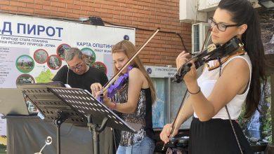Photo of Koncert električnih violina održan danas u centru grada