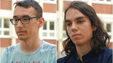 Photo of Milutin Bačlija i Miroslav Gogov – učenici generacije Tehničke škole