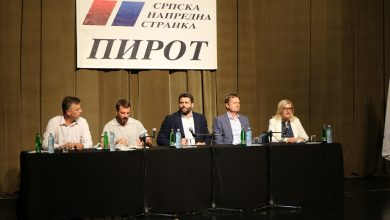 Photo of Šapić: Pirot je grad koji ide napred, podiže životni standard i gura čitav ovaj deo Srbije napred