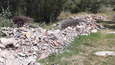 Photo of Divlja deponija, možda i opasnog otpada, u blizini izvorišta Kavak