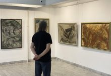Photo of Izložba slika Aleksandra Cenića u pirotskoj galeriji otvorena do kraja  meseca