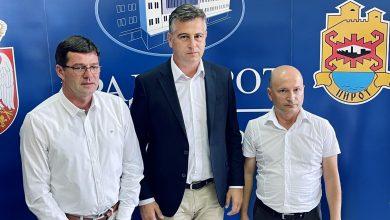 Photo of Saša Jovanović novi načelnik Gradske uprave Pirota