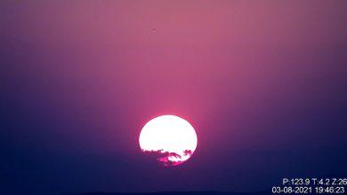 Photo of Fantastičan prizor na nebu iznad Pirota
