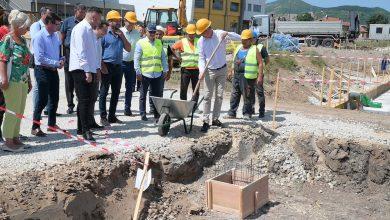 Photo of Istorijski dan za Pirot – postavljen kamen temeljac za Otvoreni bazen