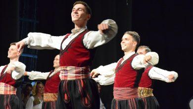 "Photo of Dom kulture Pirot: Fenomenalan nastup Nacionalnog folklornog ansambla ""Kolo"""