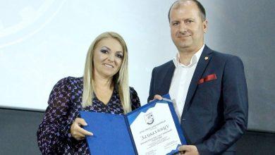 Photo of Ministru Vulinu visoko priznanje od Opštine Babušnica