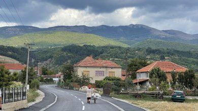 Photo of Asfaltirana glavna ulica u selu Izvor u dužini od 450 metara, naredne godine nastavak radova