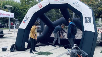 Photo of Evropska nedelja sporta: Piroćanci mogli danas da se oprobaju u golfu