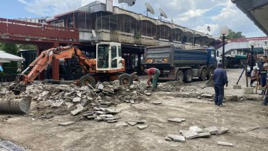 Photo of U toku rekonstrukcija dela Trga pirotskih ratnika