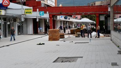 Photo of Uređenje centralnog gradskog trga ide ubrzanim tempom