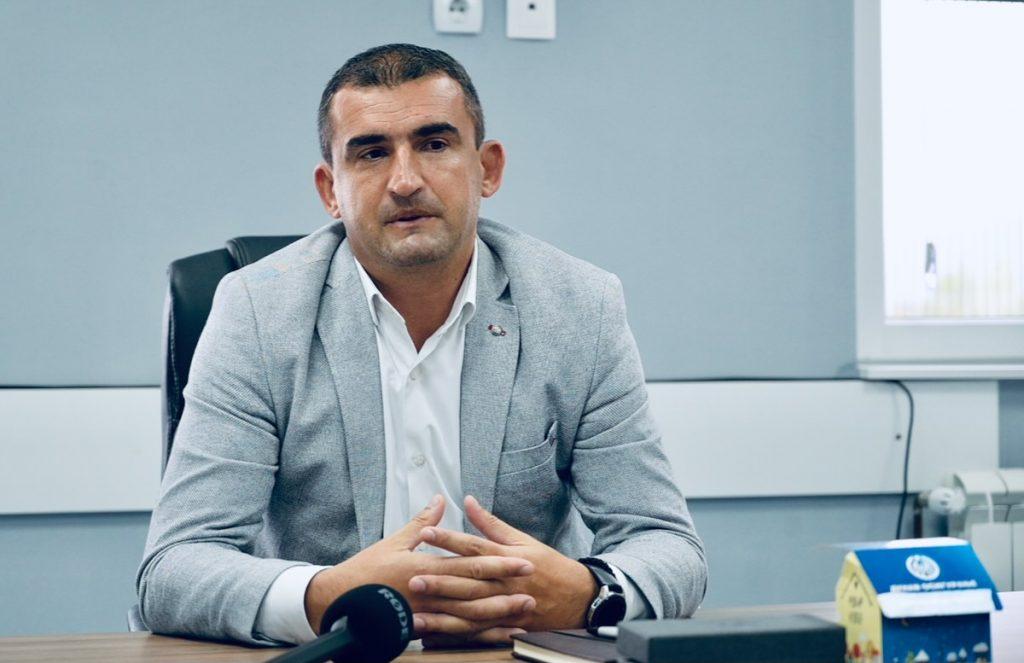 Bratislav Ćirić, direktor Gradske toplane Pirot