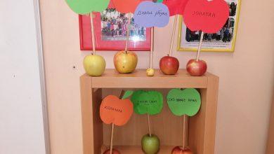 """Photo of U OŠ """"8. septembar"""" sve u znaku zdrave hrane i Dana jabuke"""