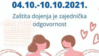 Photo of U toku je Nacionalna nedelja podrške dojenja