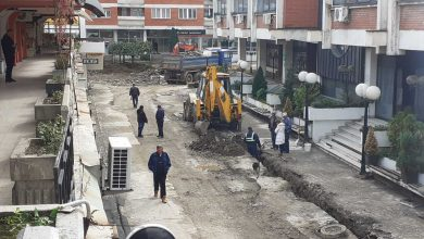 Photo of Finiš građevinske sezone u Pirotu, najveći deo poslova realizovan