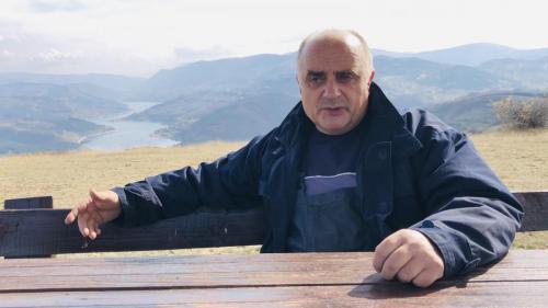 Slavoljub Kostadinović, predsednik MZ Pokrovenik
